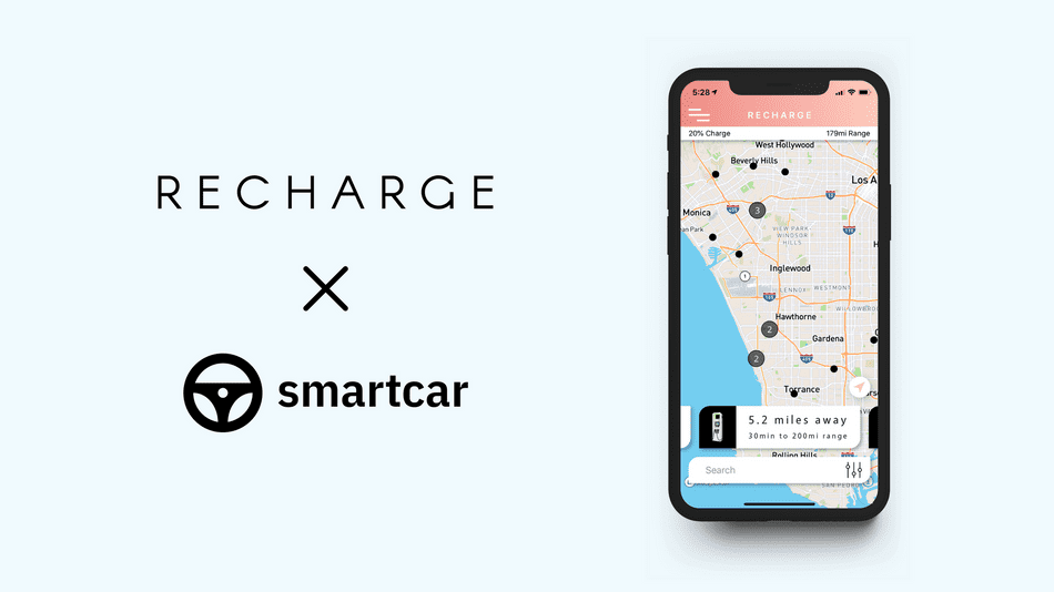 Smartcar and EVPassport by Recharge partner to simplify EV charging