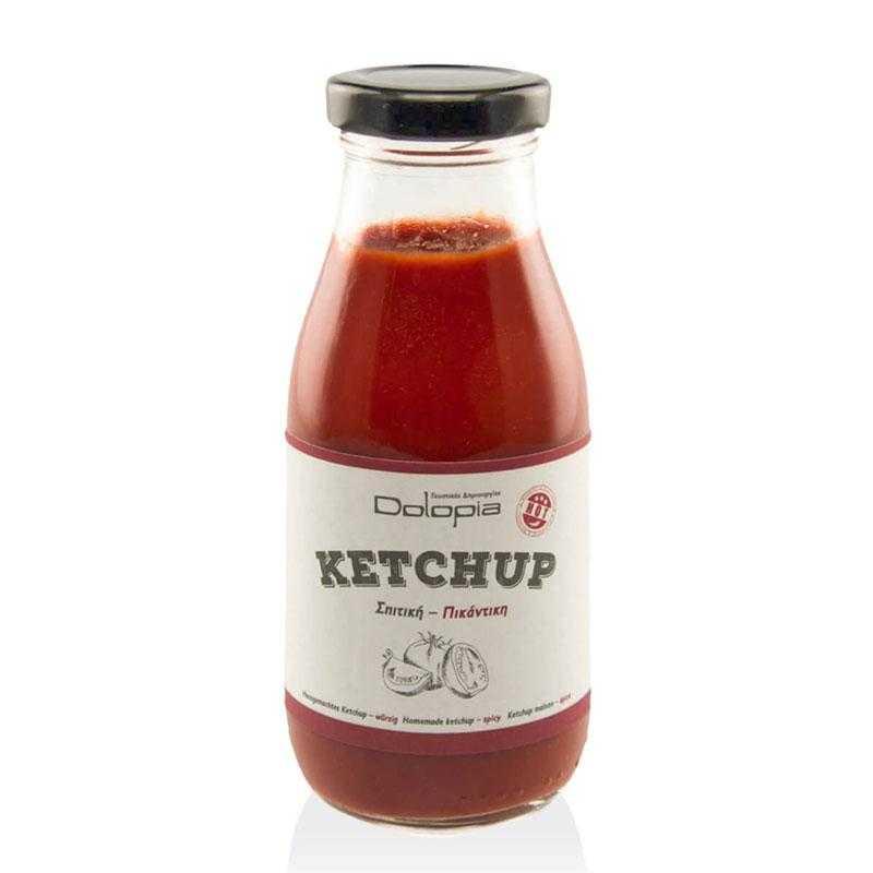 Würziger Tomatenketchup - 280g