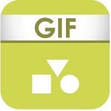 A gif icon