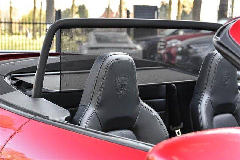 Porsche 911 4S CABRIO 4WSTURING+ST.KOELING+SP.CHRONO NP.218K afbeelding 7