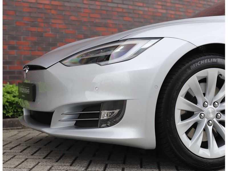 Tesla Model S 75D Base *4% t/m 06-'23*5-persoons*AutoPilot* afbeelding 18