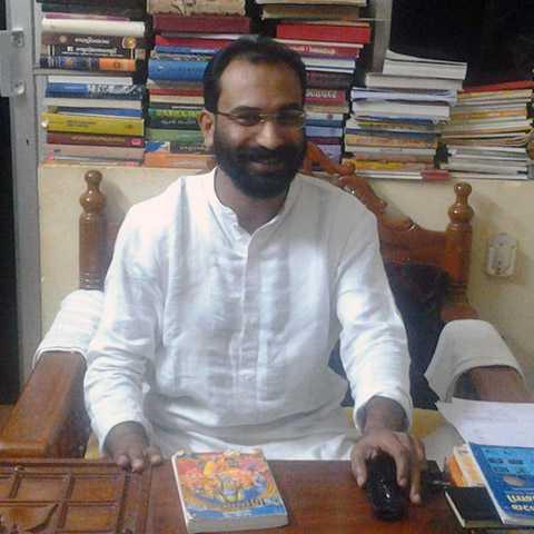 Thamarassery Vinod Panicker