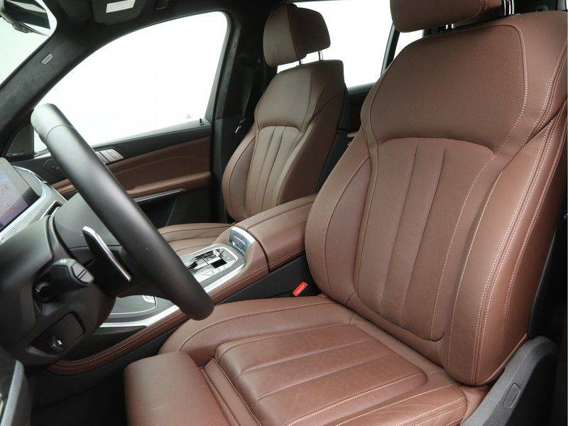 BMW X7 xDrive 40i High Executive M-Sport afbeelding 5