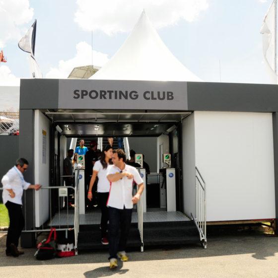 Portfolio C.Artes: Sporting Club 2016