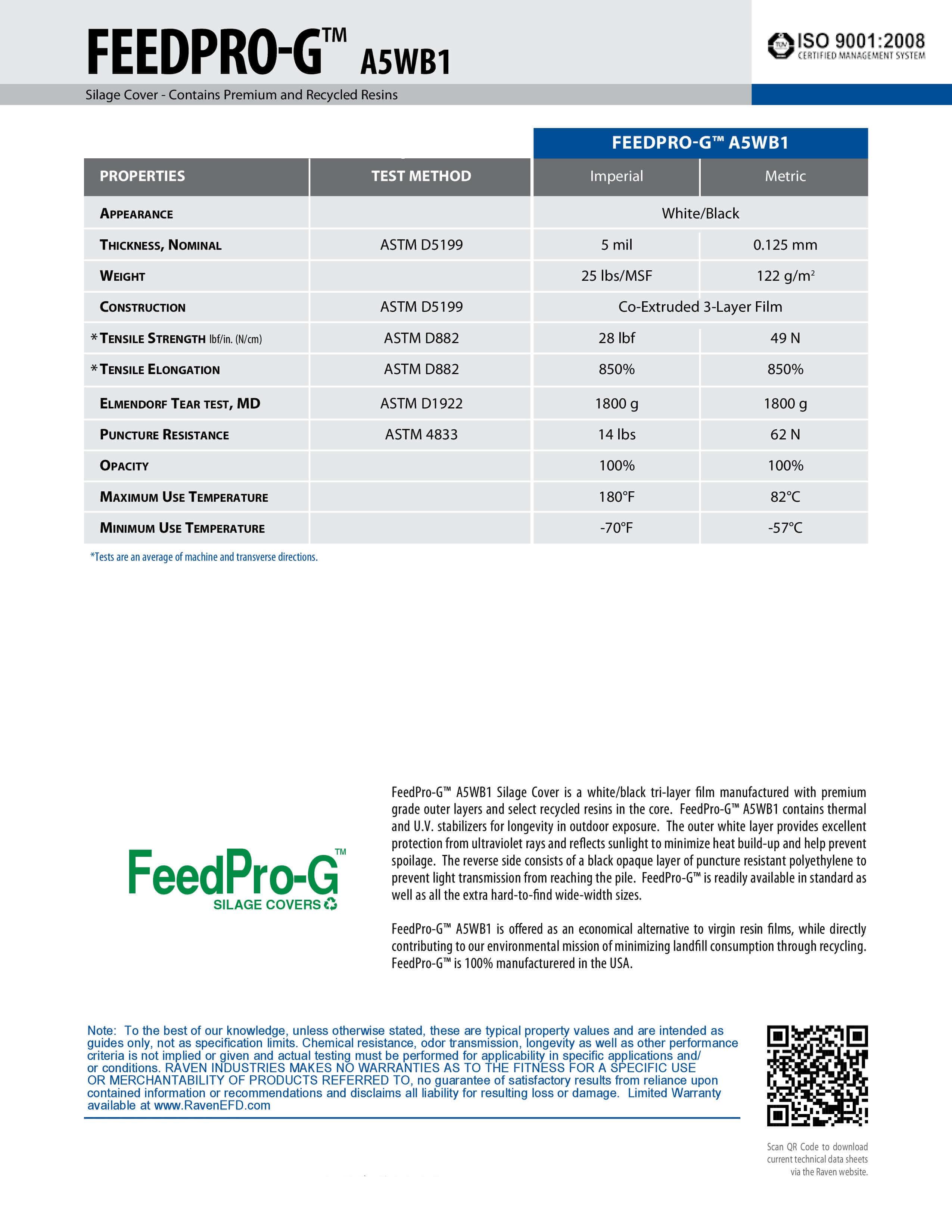 Feed Pro-G