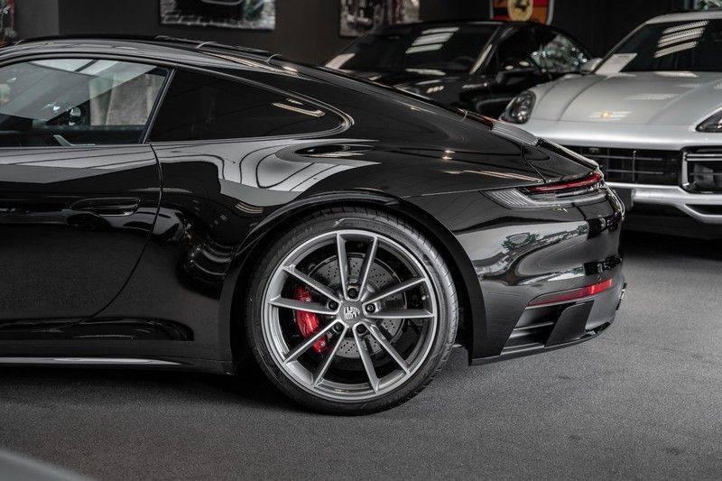 Porsche 911 992 4S Coupe Sport Design Pakket Ventilatie Glazen Dak Bose Chrono Sport Uitlaat 3.0 Carrera 4 S afbeelding 12