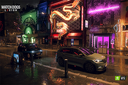 watchdogs legion with RTX