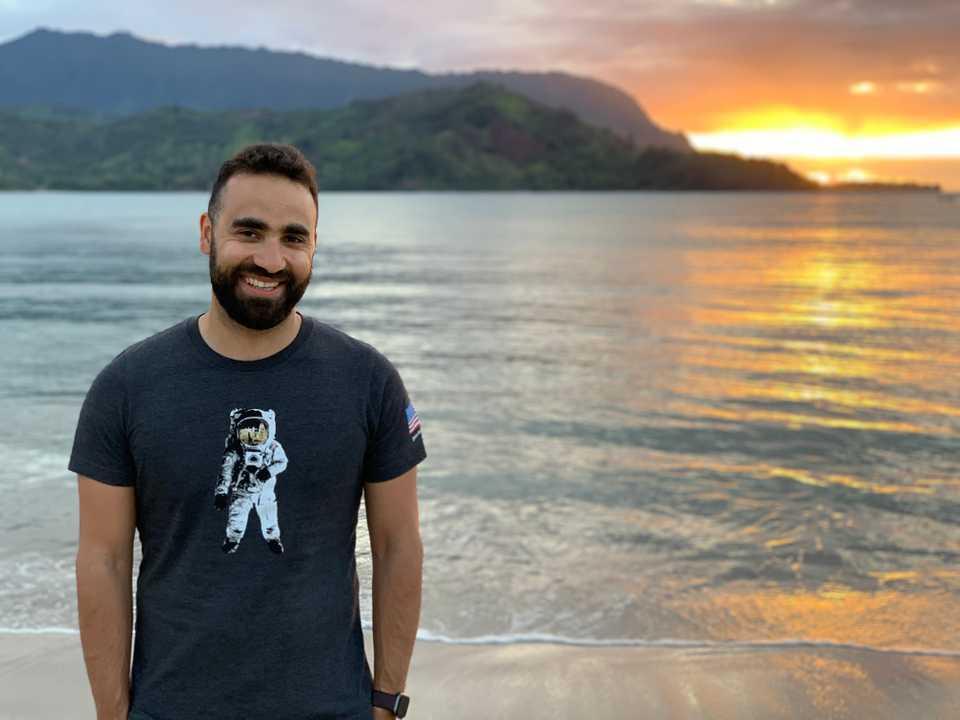 Tigran in Kauai