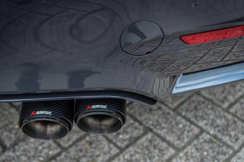 BMW 3 Serie M3 Competition DCTA, 450 PK, Facelift, Akrapovic, Harman/Kardon, Head/Up, LED, Surround View, Carbon, 2017, Org. NL!! afbeelding 9