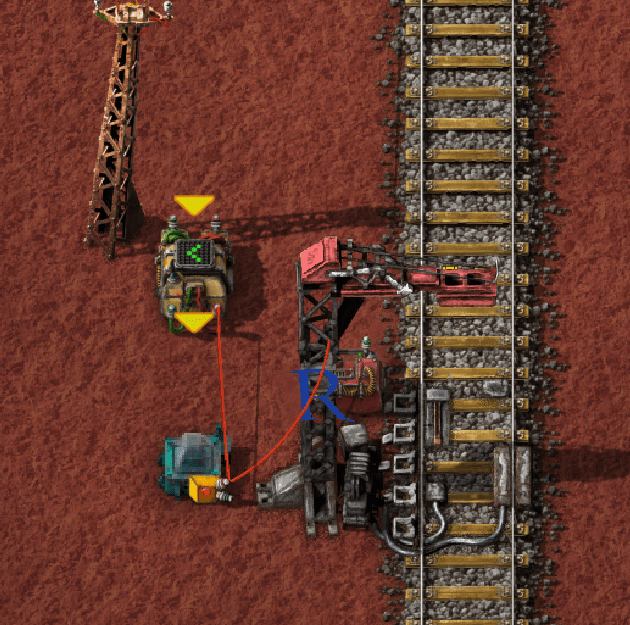 train signal networks