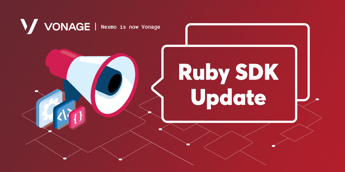 Nexmo Ruby v7.0.0 Release