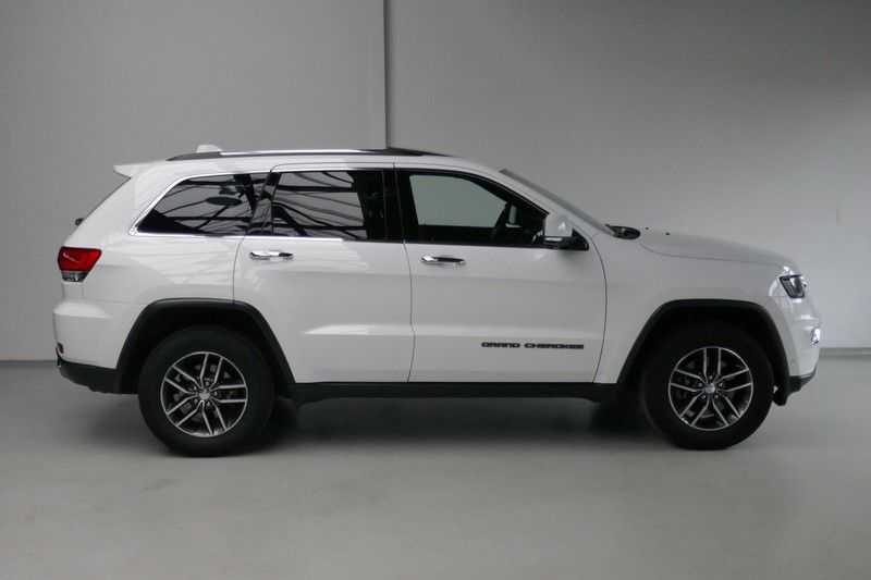 Jeep Grand Cherokee 3.6 Overland LIMITED 4x4 afbeelding 8