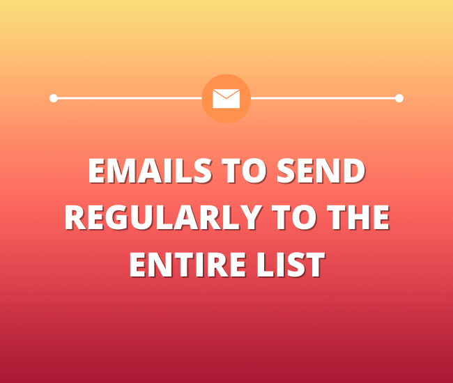 emails to send graphic