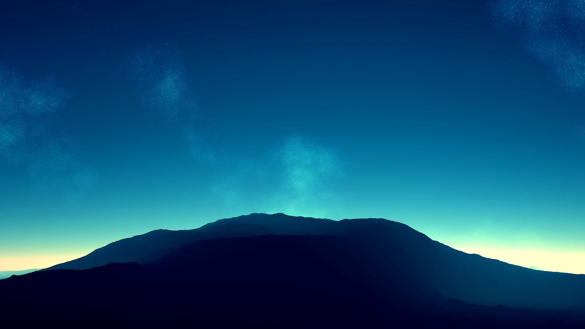 Imagem de uma montanha sossegada que representa minha vida se esse esquema de Kanban der certo! ;D