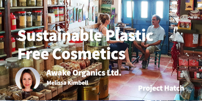 featured image thumbnail for post How I Pivoted My Freelance Career Into a Sustainable, Plastic Free Cosmetics Business