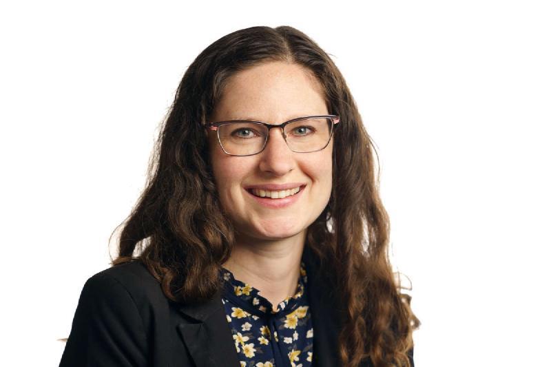 Photo of Joanna Zuckerman Bernstein