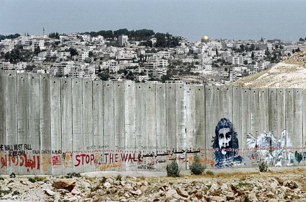 Wall in Palestine via Creative Commons