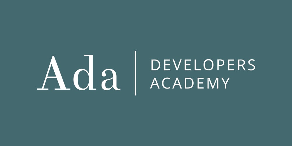 Ada Developers Academy - Logo Image