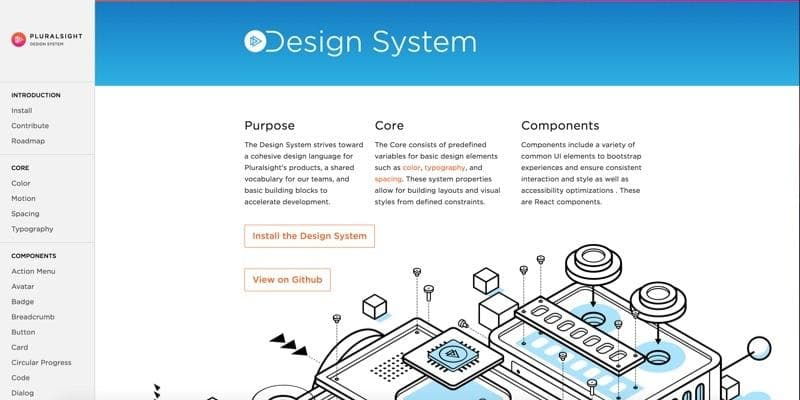 Pluralsight Design System