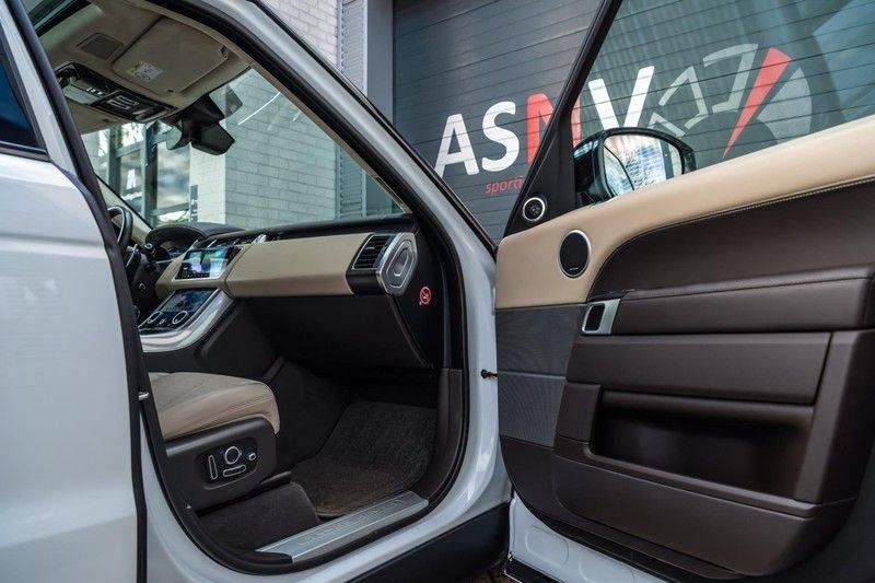 Land Rover Range Rover Sport P400e Autobiography Dynamic, 404 PK, Pano/Dak, Luchtvering, Adapt./Cruise, Soft/Close, 57DKM!! afbeelding 10
