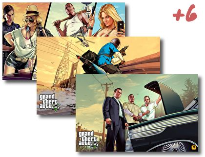 GTA 5 theme pack