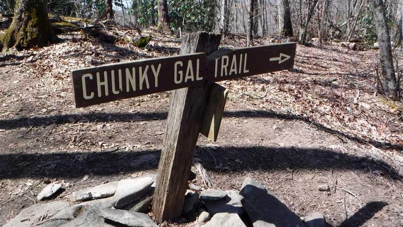 Chunky Gal Trail