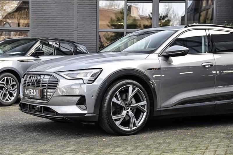 Audi e-tron 55 QUATTRO ADVANCED MASSAGE+PANO.DAK NP.126K afbeelding 8