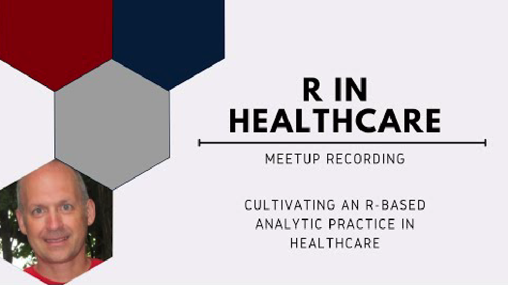 R in Healthcare