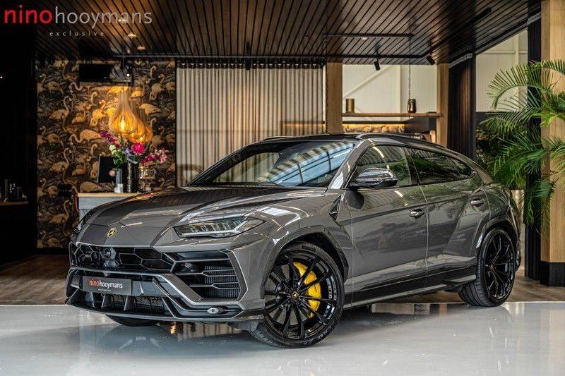 Lamborghini Urus 4.0 V8   Carbon interieur   Carbon exterieur   B&O 3D   Head-Up Display   Panorama   Massage   Ventilatie afbeelding 1