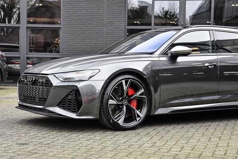 Audi RS6 DYNAMIC PLUS+DESIGNPAKKET+SP.ONDERSTEL NP.238K afbeelding 2