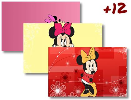 Minnie Mouse theme pack