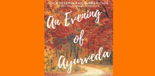 Featured image for: An Evening of Ayurveda