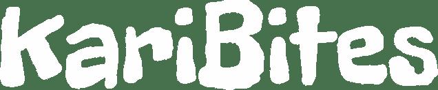 KariBites White Logo