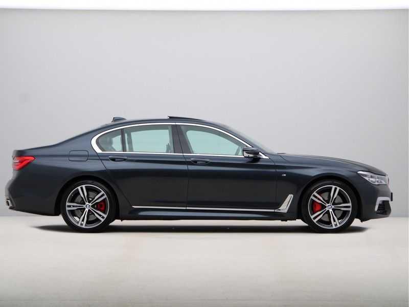 BMW 7 Serie 750i xDrive High Executive M-Sport afbeelding 5