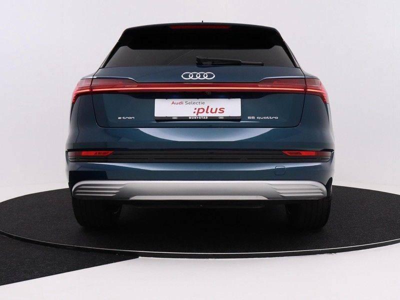 Audi e-tron 55 Quattro Incl. BTW | +/- €130 netto bijtelling| Camerabeeld spiegels | Adapt. Cruise | NAVI | Head-Up Display | 21 Inch | Matrix LED | 360 Camera | B&O | DAB | Keyless-Entry | Pano-Dak | afbeelding 8