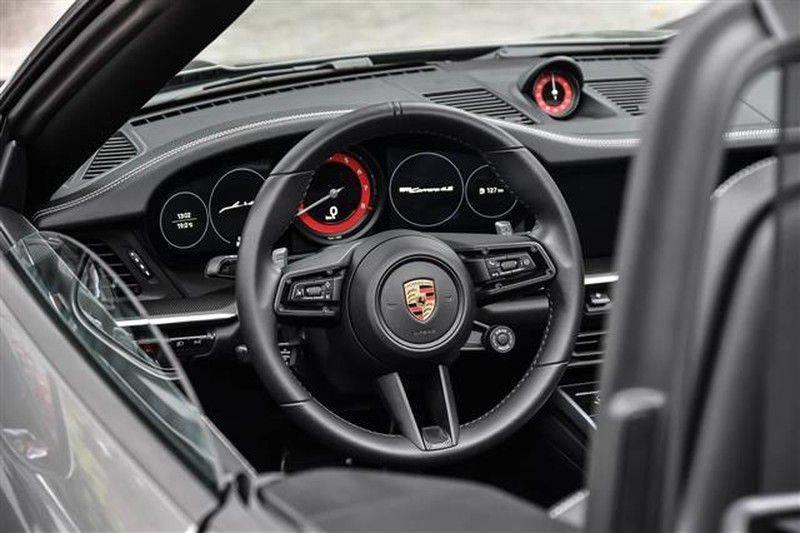 Porsche 911 4S CABRIO LIFT+PDCC+4WSTURING+ACC NP.245K afbeelding 8