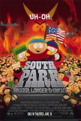 cover South Park: Bigger, Longer & Uncut