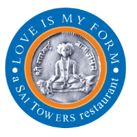 Love Is My Form Restaurant Logo