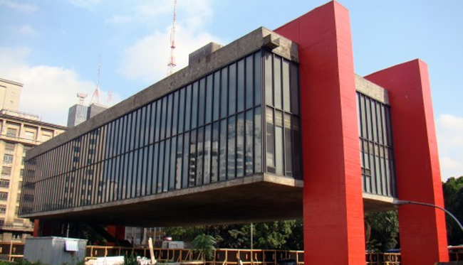 The São Paulo Museum of Art on Avenida Paulista is a symbol of modern Brazilian architecture as well as a pioneer in exhibits and cultural programming.