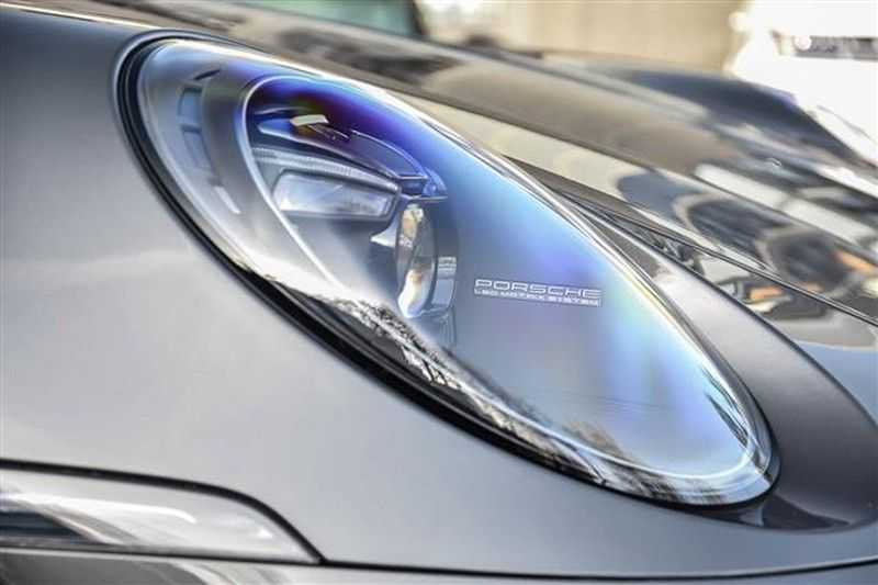Porsche 911 TURBO S BURMESTER+LIFT+ACC+GLASDAK NP.305K afbeelding 23