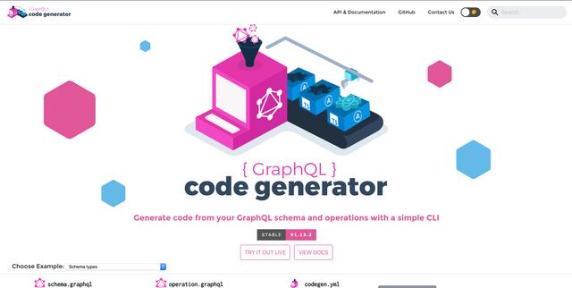 GraphQL Code Generator
