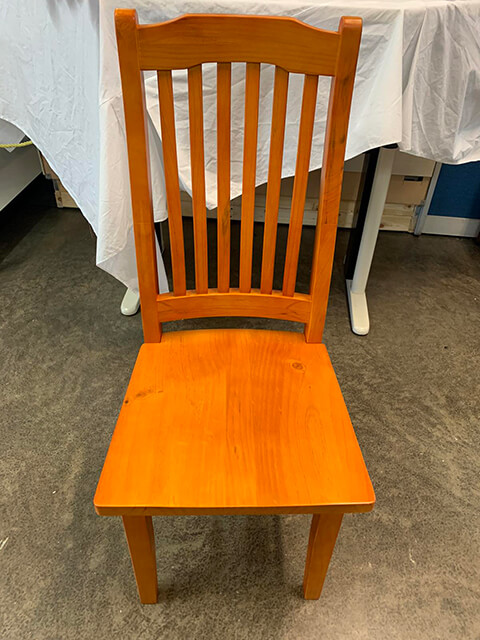 Pine Dining Suite chair
