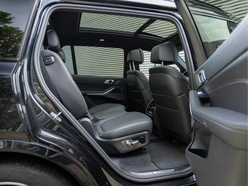BMW X7 xDrive40i High Executive - M-Sport - Trekhaak - 7-Zits - ACC afbeelding 19