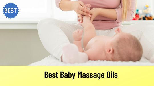 [BEST] 7 Massage Oil For Baby: Review and Buying Guide-( ͡° ͜ʖ ͡°) - Featured image