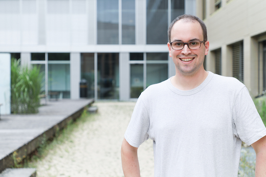 Photo of Simon, EPFL Extension School Alumni