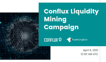 🌊⛏Launching Conflux Liquidity Mining Campaign