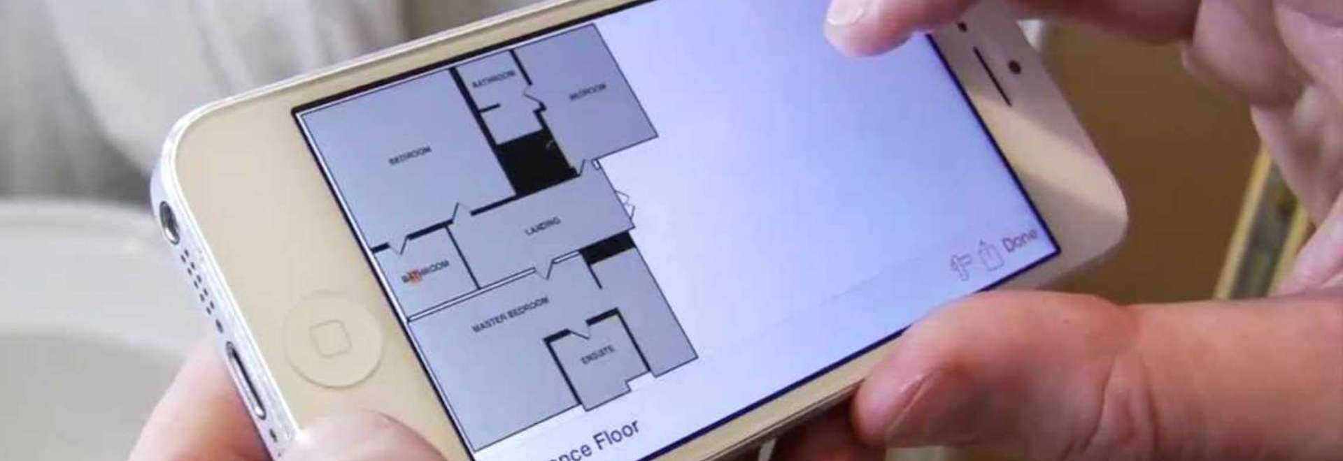 Easy Floor Plans with RoomScan