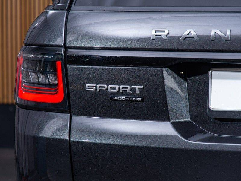 """Land Rover Range Rover Sport 2.0 P400e HSE Dynamic 22"""",PANO,MASSAGE afbeelding 7"""