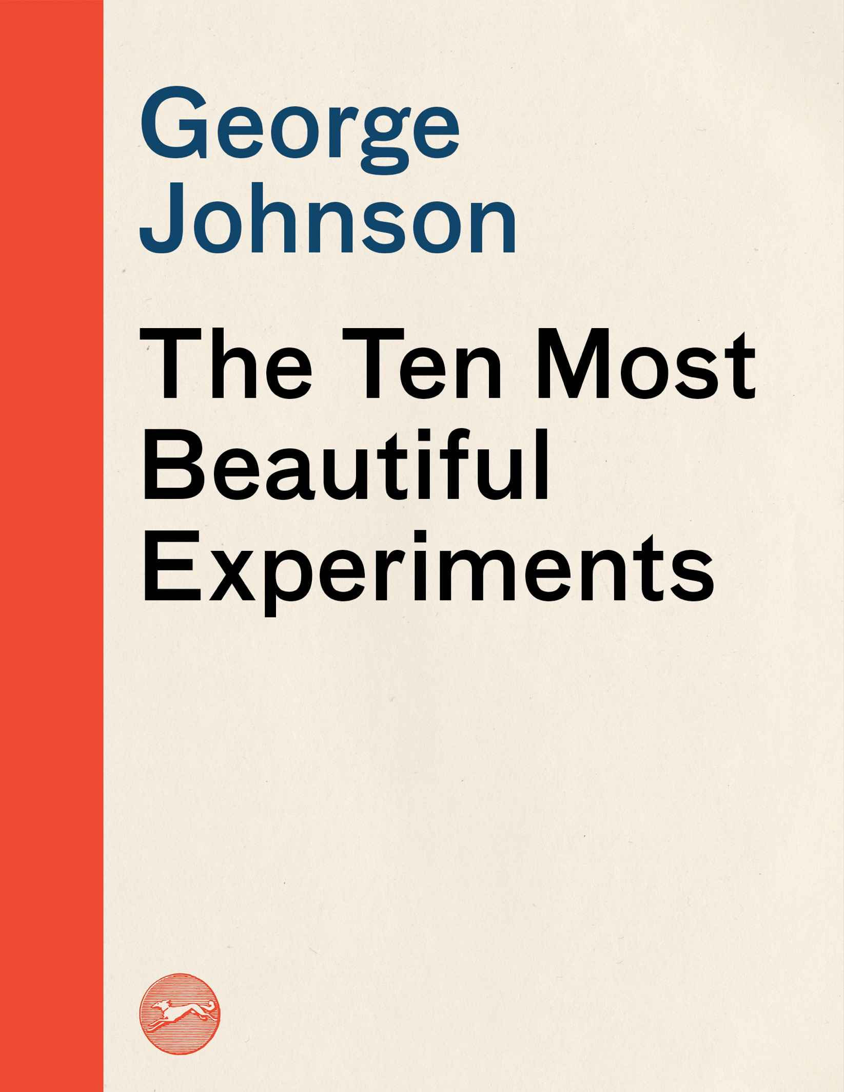 The cover of The Ten Most Beautiful Experiments