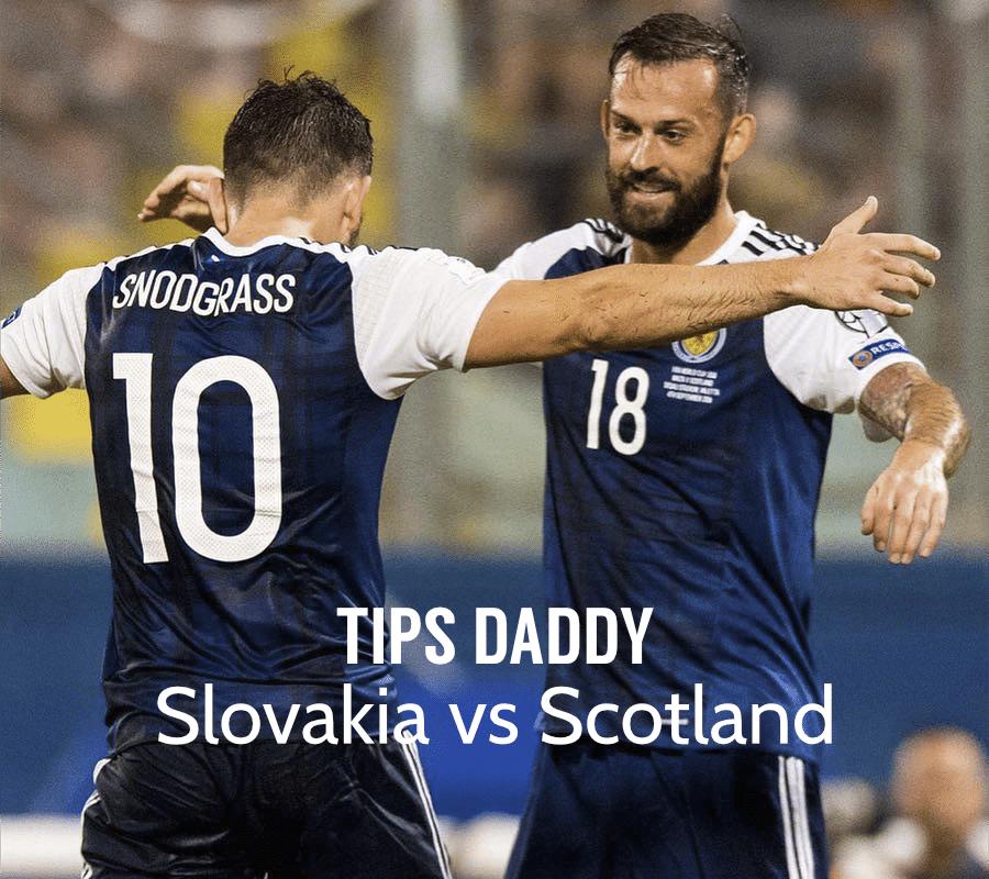 Slovakia vs Scotland Tips